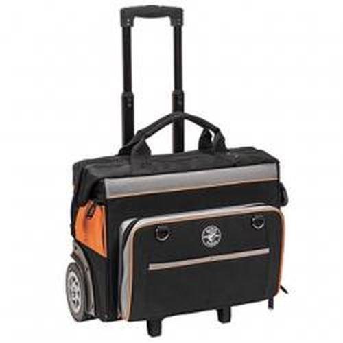 Klein Tools 55456BPL Tradesman Pro Tech Rucksack, 55452RTB - Bag Rolling Tool