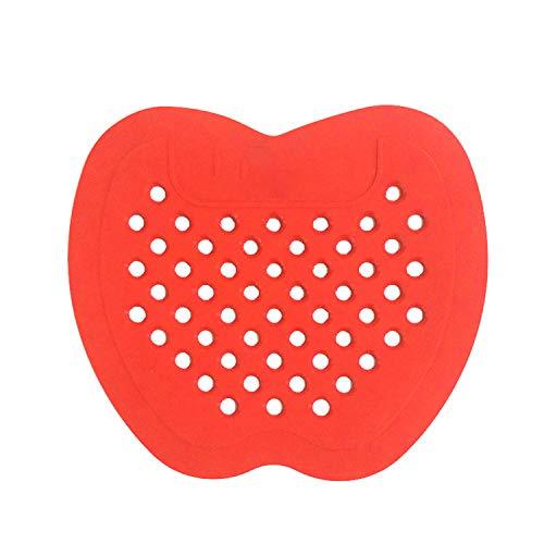 LOVEQIZI Urinal Screens Deodorizer 30 Tage Premium-Urinalsieb und Deodorizer gegen Spritzwasser - passend für die meisten Top-Urinalmarken 3PCS -