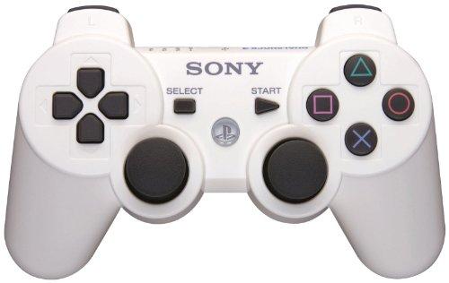 Preisvergleich Produktbild PlayStation 3 - DualShock 3 Wireless Controller, weiß