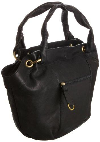 Unbekannt Biste Embossed Large Tote Bag Schwarz