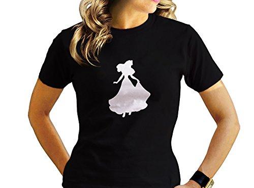 Princess Aurora - Sleeping Beauty - Romance Love Kiss - Custom Unisex Adult Tshirt