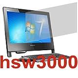 4ProTec Displayschutzfolie für Lenovo ThinkCentre Edge 91z 92z Bildschirmschutzfolie Schutzhülle Displayschutz Displayfolie Folie