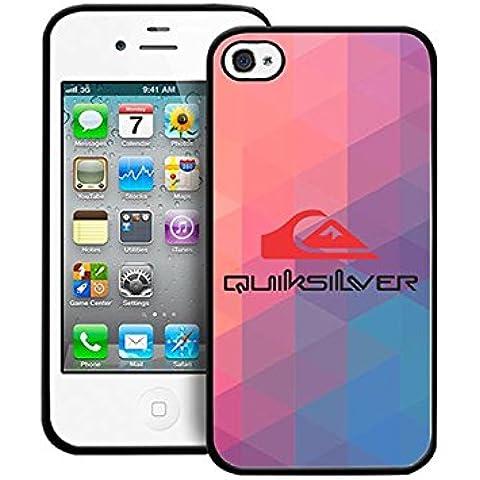 Iphone 4 / 4s Cabina telefonica Brand Quiksilver Iphone 4s CustodiaCase Present for Man Quiksilver Iphone 4 Cell Phone Waterproof Quiksilver