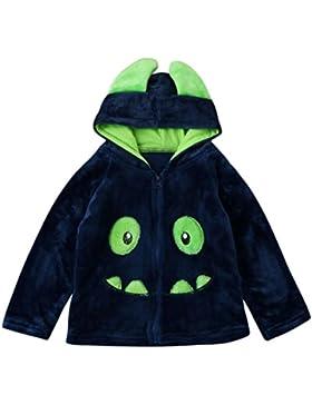 Lylita Bambino neonato bambini ragazzi ragazze Cartoon animale cappuccio cappotto cappotti vestiti caldi