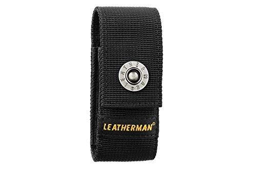 LEATHERMAN LT934927 SHEATH FUNDAS PARA HERRAMIENTAS COMPACTAS, Schwarz