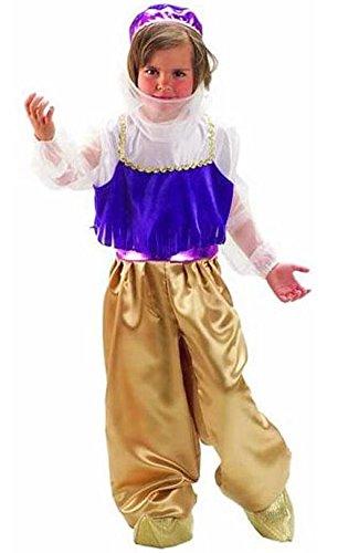 Imagen de disfraz mora infantil. talla 5/6 años.