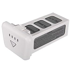 UPair One Intelligent Flight Battery 5400 mAh Rechargeable Smart Battery (White) by GTEN INNOVATION