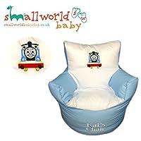 Personalised Thomas Tank Engine Toddler Bean Bag Chair
