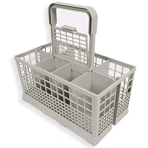 Kongqiabona Geschirrspüler Besteckkorb 1 stücke Universal Spülmaschine Besteckkorb Aufbewahrungsbox Küchenhilfe Ersatzteil