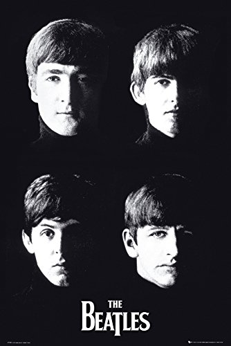 GB eye LTD, The Beatles, With The, Maxi Poster, 61 x 91,5 cm