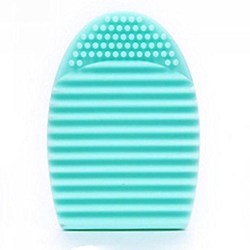 Tonsee® Nettoyage gant maquillage pinceau laveur Conseil cosmétique de lavage propre