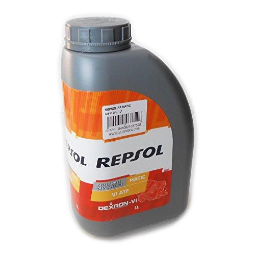 REPSOL olio cambio auto servosterzo scatole trasmissioni sistemi idraulici convertitori MATIC VI ATF 1lt