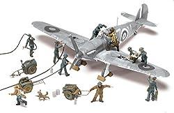 Airfix 1:48 Scale WWII RAF Ground Crew Model Kit