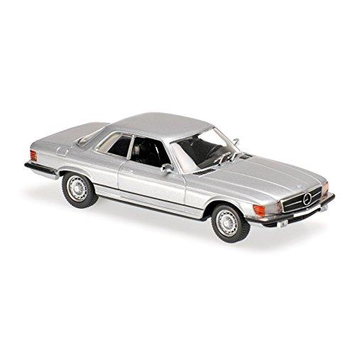 Preisvergleich Produktbild Mercedes-Benz 450 SLC (R107) silver (1974)
