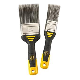 Jcb JCB16792 - Cepille doppelpack 38 y 50 mm, amarillo,