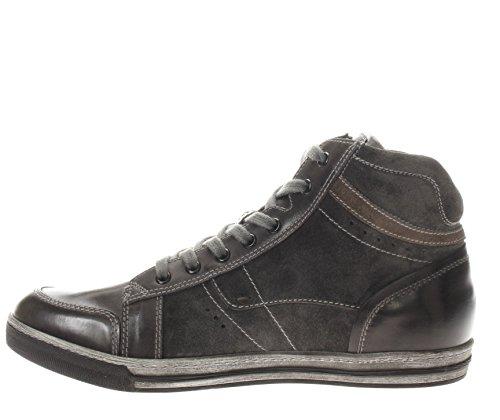 Comprar Barato Cuánto Grandes Ofertas De Venta En Línea Nero Giardini Uomo Sneaker Alta A705361U-101 Sneaker Alta Antracie 3Pr0lClM