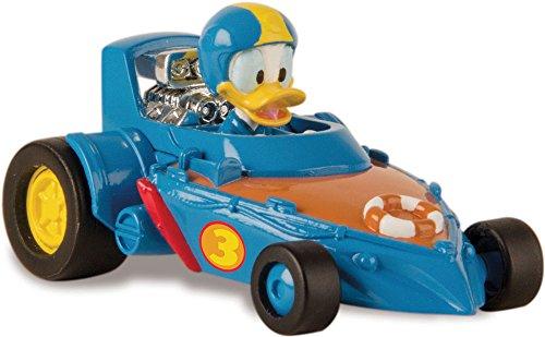 Mickey Mouse - Mini Vehículos: Donald's Cabin Cruiser (IMC TOYS 182875)