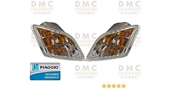 GT 125 200 GTV 125 250 300 ORIGINALE PIAGGIO 584973 INDICATORE DI DIREZIONE FRECCIA POSTERIORE SINISTRA VESPA GTS 125 250 300