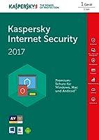 Kaspersky Internet Security 2017 (Code in a Box)