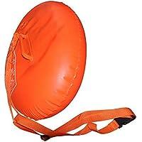 MingXiao Asiento de agua flotante,silla,equipo,natación,airbag, boya de seguridad,adulto,PVC engrosamiento,doble,airbags objetos personales, altamente, visible, boya, flotador, posicionamiento, equipo