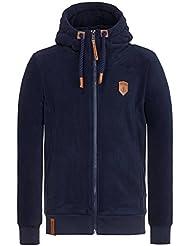 Naketano Male Zipped Jacket Mach Et Otze IV