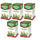 Lot de 5 boîtes de Tisane infusion Ernst Richter 40g - 100% à base de...