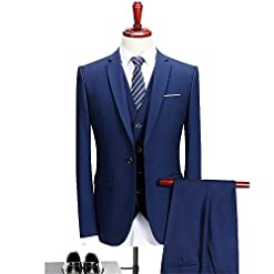 3 Piece Wedding Suits