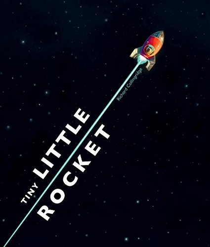 Tiny Little Rocket por Richard Collingridge