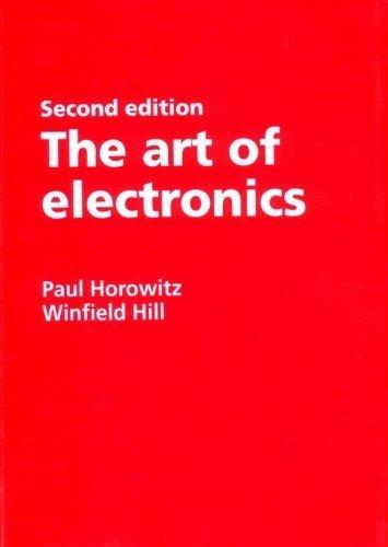 The Art of Electronics by Paul Horowitz (2006-01-01)