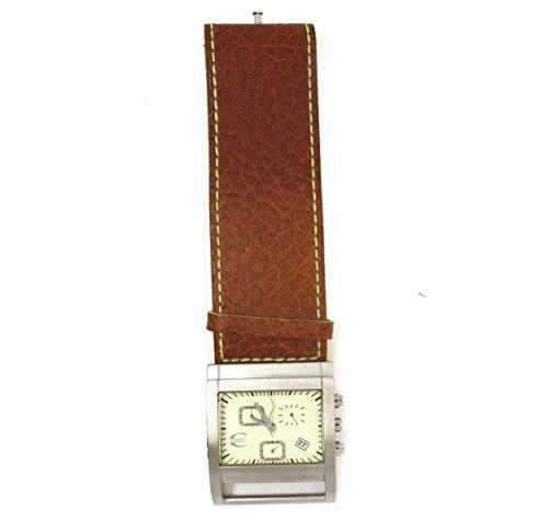 Roberto Cavalli Timewear Orologio Mod.Rettangolo Marrone 7251860015