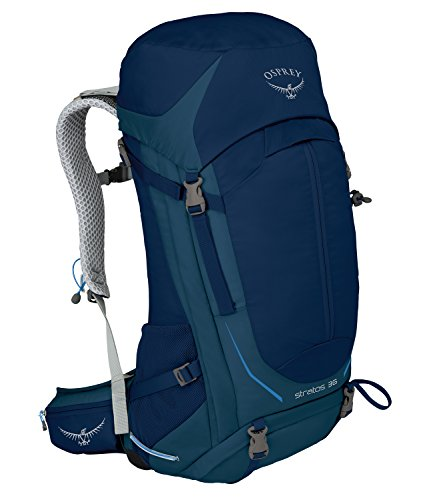 Osprey Herren Stratos Backpack, 63 x 33 x 31 cm, 36 Liter 1 eclipse blue