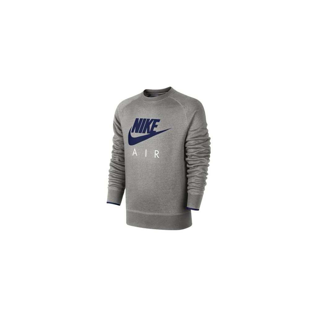 Nike, AW77 Fleece Crew Air Heritage, Pullover in Pile da