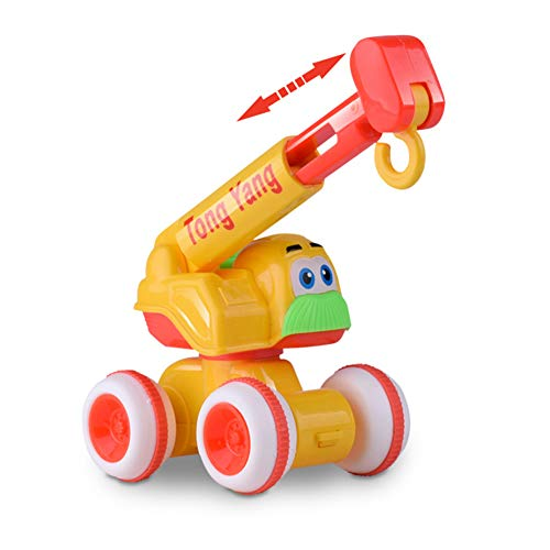 Oce180anYLV Kinder Jungen Bagger LKW Auto Engineering Van Toy Vehicle Modell Kinder Geschenk Random Color