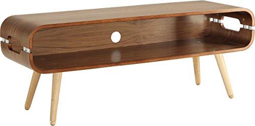 Jual Lounge jf702rechteckig TV Ständer für bis zu 139,7cm TVS–Walnuss
