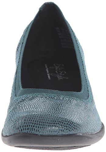 Soft Style by Hush Puppies Rogan Étroit Toile Chaussure Plate Jasper