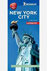 NewYorkCitymapLaminated: Laminated City Plan (Michelin City Plans) Map