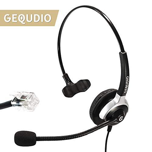Telefon Headset geeignet für Cisco ®* Telefone - IP Phone mit RJ-Anschluss (Headset Ip Cisco)