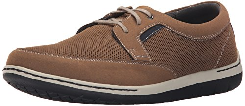 Dunham Men's Fitswift Oxford,Tan,15 4E US (Balance New Dunham)