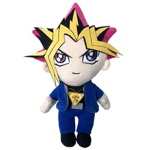 Yu-gi-oh Yugi Yami (Yu-Gi-Oh. sakyy 30cm Yami Karten Plüsch Figur)