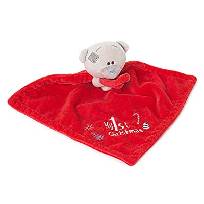 Me To You Tiny Tatty Teddy First Christmas Baby Comforter