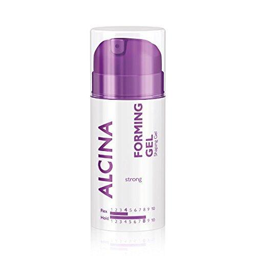 Alcina Styling Strong - Forming-Gel Verleiht dem Haar extra starken Halt ohne zu verkleben - 100 ml (Extra Hold Styling Gel)