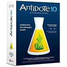 Antidote 10 - Correcteur et dictionnaires pour le français ou l'anglais