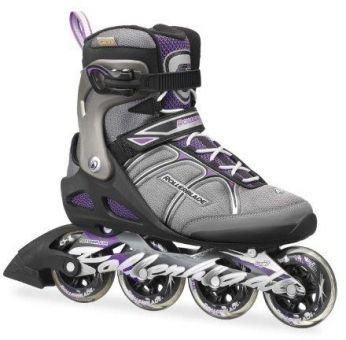 ROLLERBLADE MACROBLADE 84 ALU W Inline Skate 2016 black/purple, 38