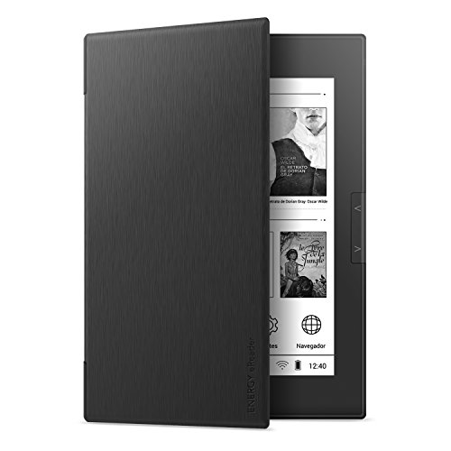 Energy 426102 - Funda para Energy eReader Case Pro HD, color negro