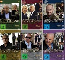»Il Commissario Montalbano: Gesamtausgabe von 2015, Staffeln 1-6, Folgen 1-26 auf 22 DVDs«