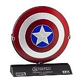 Marvel Los Vengadores Réplica 1/6 Escudo de Capitán América 10 cm