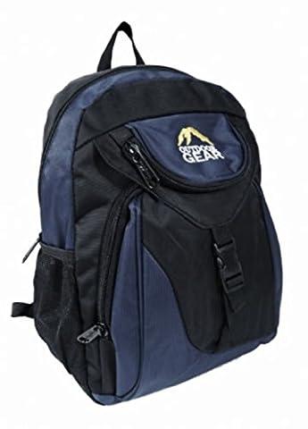 12 litres Petit sac à dos pour homme Tissu imperméable 5 couleurs Unisexe Enfant - Bleu - S