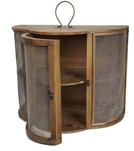 garde manger en bois et grillage cuisine maison. Black Bedroom Furniture Sets. Home Design Ideas