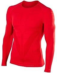 FALKE Herren Warm Longsleeved Shirt Tight Fit Men Sportunterwäsche