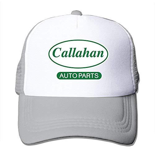 c912eac52b6 Callahan Auto Parts Trucker Mesh Cap Adjustable Fashion Hats